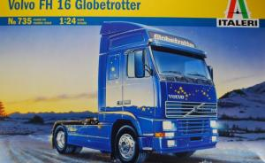 Volvo FH 16 Globetrotter