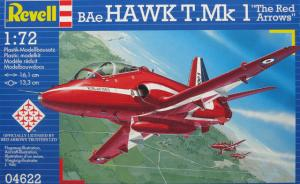 "Bausatz: BAe HAWK T.MK 1 ""The Red Arrows"""