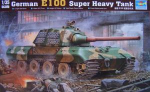 : German E100 Super Heavy Tank