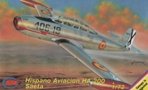 Hispano Aviacion HA-200 Saeta