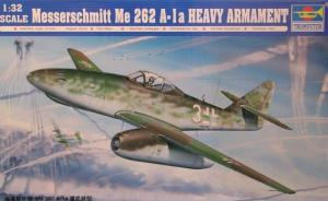 Detailset: Messerschmitt Me 262 A-1a Heavy Armament