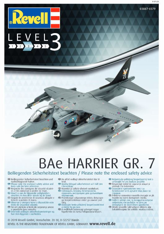 BAe Harrier Gr.7