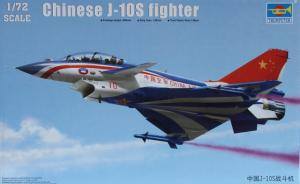 Chinese J-10S Fighter