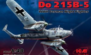 Bausatz: Do 215B-5 WWII German Night Fighter