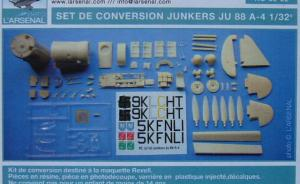Junkers Ju 88 A-4 conversion set