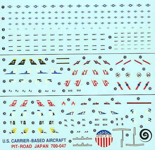 Pit-Road - US Carrier-based Aircraft