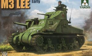 M3 Lee early