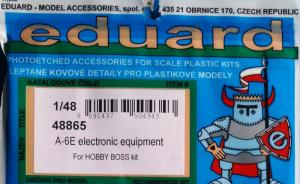 : A-6E electronic equipment