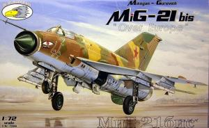 "MiG-21bis ""Over Europe"""