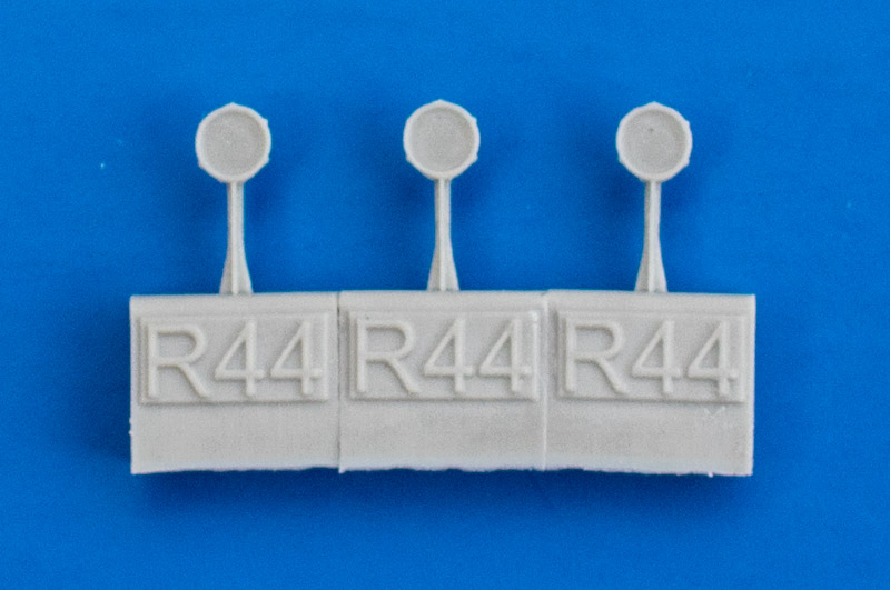 P-51D Detail Sets Teil 1
