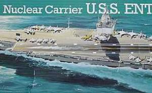 Nuclear Carrier USS Enterprise