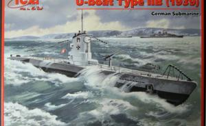 U-Boat Type IIB (1939) - German Submarine
