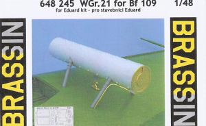 Bausatz: WGr.21 for Bf 109