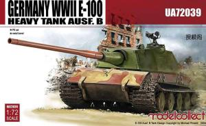 : Germany WWII E-100 Heavy Tank Ausf. B