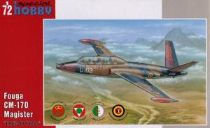 "Fouga CM-170 Magister ""Exotic Air Forces"""