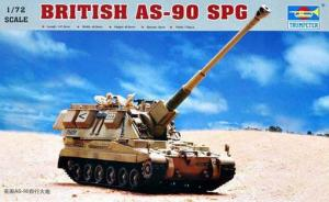 Bausatz: British AS-90 SPG