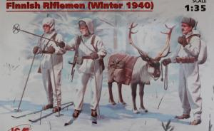 : Finish Riflemen (Winter 1940)