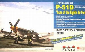 "Bausatz: P-51D ""Aces of the Eighth Air Force"""