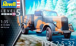 : German Truck Type 2,5-32