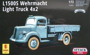 L1500S Wehrmacht Light Truck 4x2