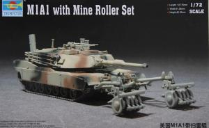 Galerie: M1A1 with Mine Roller Set