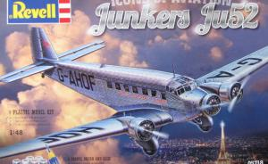 Icons of Aviation Junkers Ju 52