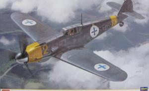 Bausatz: Messerschmitt Bf109 G-2 Finnish Air Force