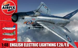 English Electric Lightning F.2A/F.6