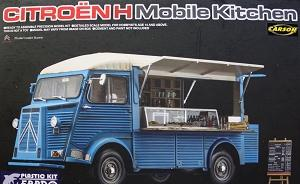 Citroen H Mobile Kitchen