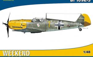 Bausatz: Bf 109E-3 Weekend Edition