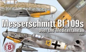 Messerschmitt Bf 109s over the Mediterranean Part 1