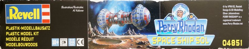 Perry Rhodan - Space Ship Sol