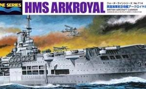 Bausatz: HMS Ark Royal 1941 Bismarck Pursuit