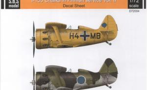 Bausatz: I-153 Chaika in Finnish service Vol. II