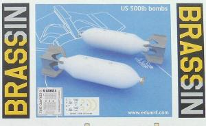 US 500lb bombs