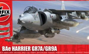 BAe Harrier GR.7A / GR.9A