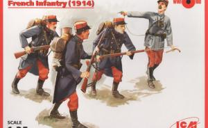 : French Infantry (1914)