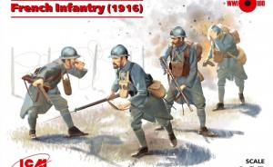 : French Infantry (1916)