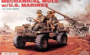 Mechanical Mule w/US-Marines