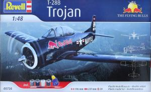 T-28B Trojan The Flying Bulls
