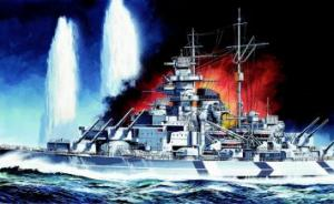 German Battleship Bismarck