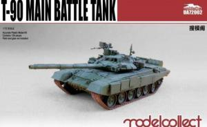 T-90 Main Battle Tank