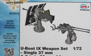 U-Boot IX Weapon Set
