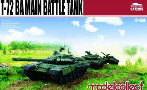 : T-72BA Main Battle Tank
