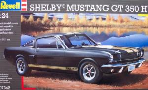 shelby mustang gt350 h revell 1 24 von kevin fischer. Black Bedroom Furniture Sets. Home Design Ideas