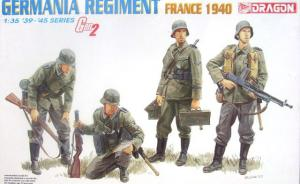 : Germania Regiment France 1940