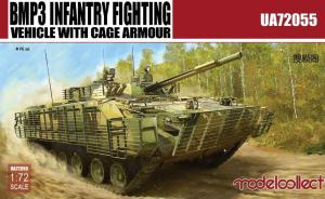 BMP3 Infantry Fighting Vehicle with Cage Armour