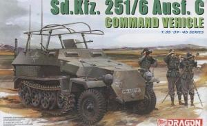 "Detailset: Sd.Kfz. 251/6 Ausf. C ""Command Vehicle"""