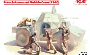 : French Armoured Vehicle Crew (1940)