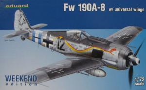 Fw 190A-8 w/ universal wings